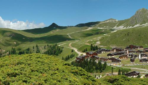 La plagne location appartement pour vos vacances de ski for Vacances d ete a la montagne avec piscine