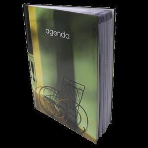 Impression photos couleurs sur AGENDA CLASSIC A4
