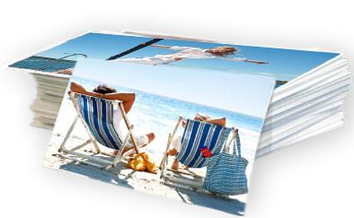 Tirage photos couleurs sur papier Kodak Royal