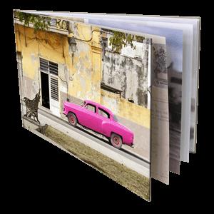 Création et Impression de Livres Photos couverture rigide